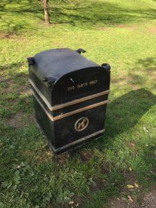 犬用ゴミ箱