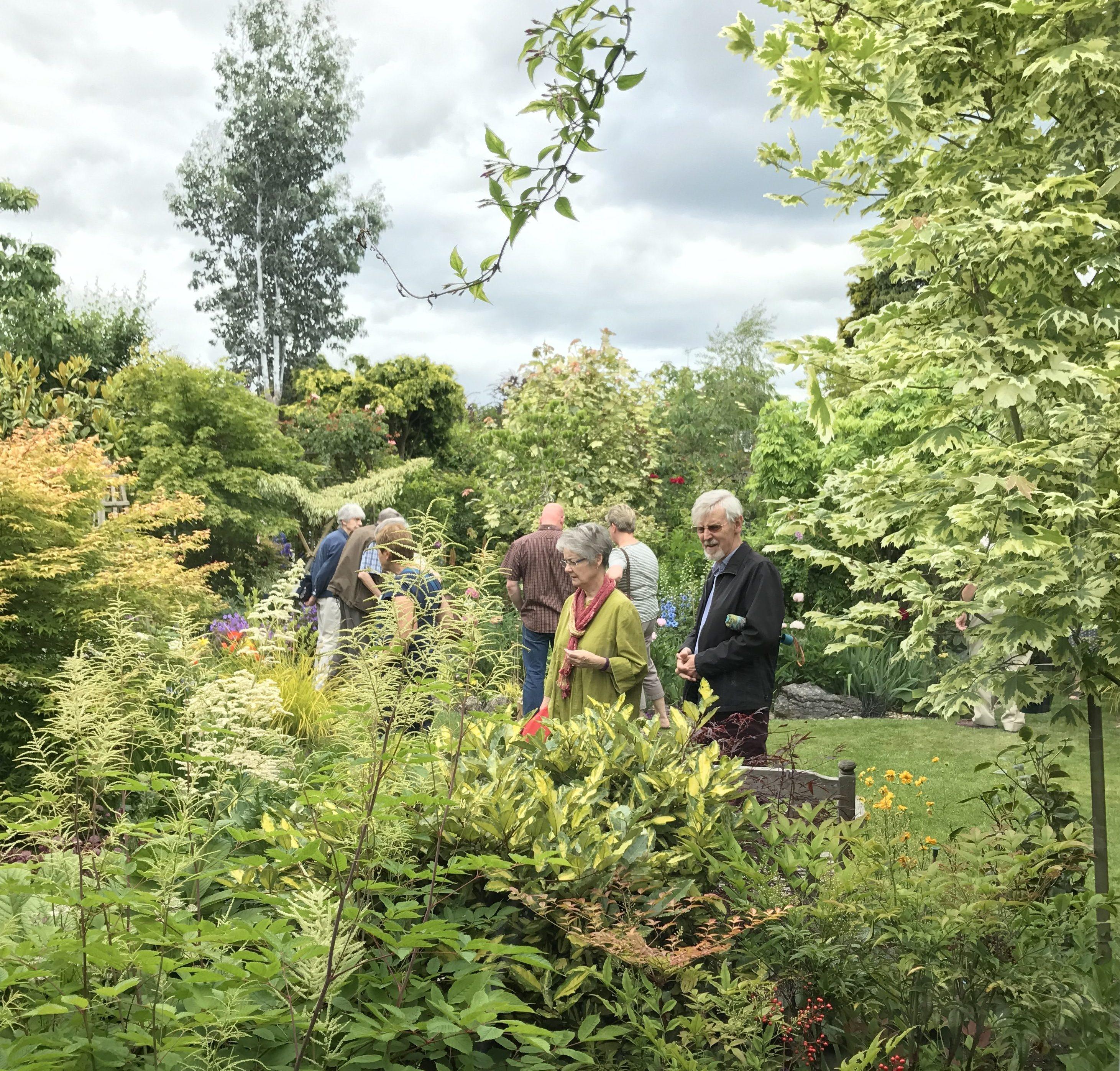 イギリスの庭 English Garden