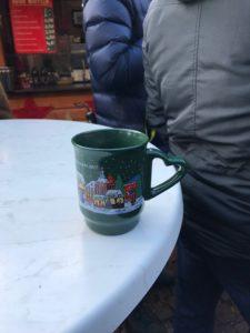 ハイデルベルクのグリューワインカップ