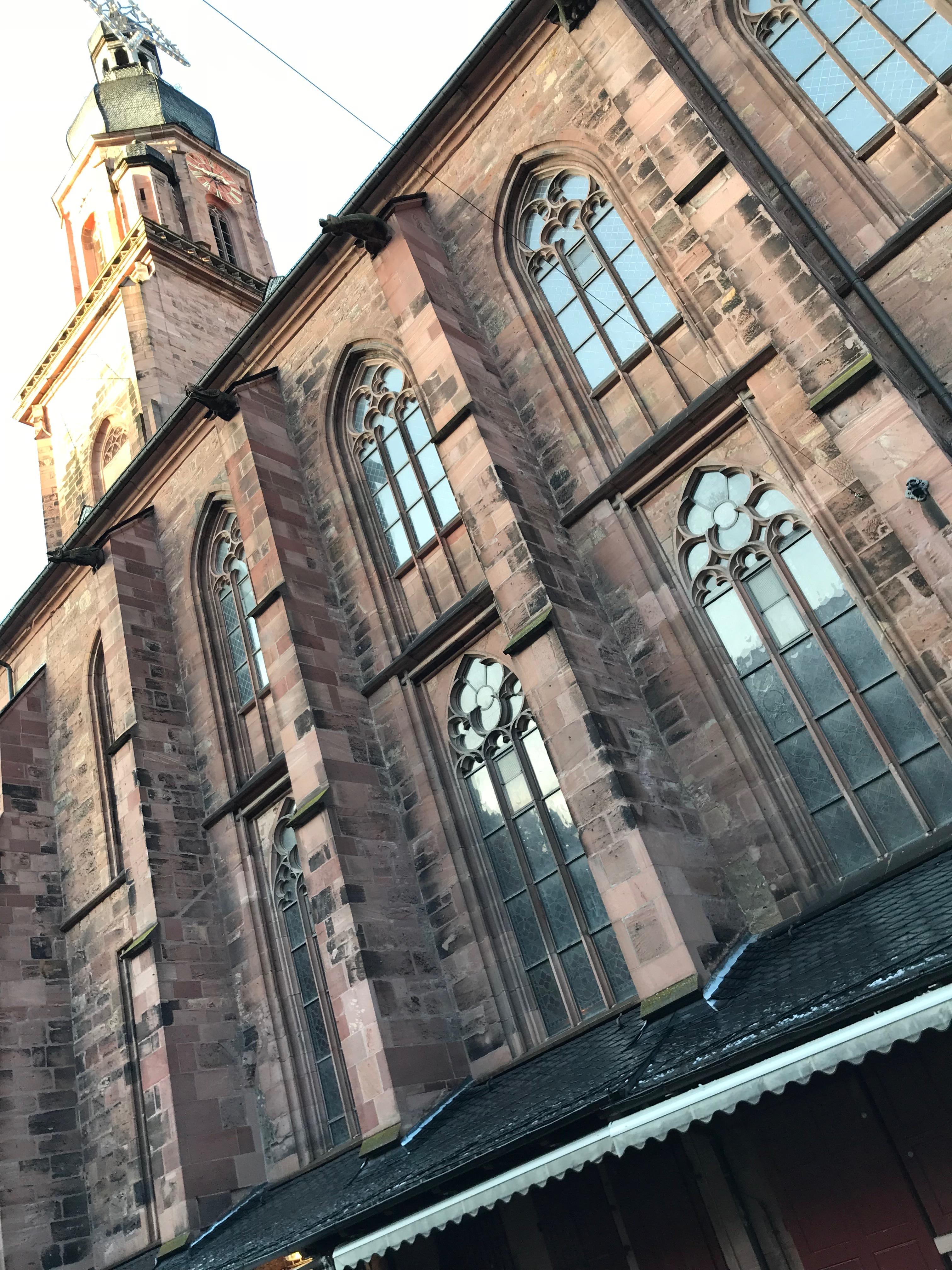 ハイデルベルクの精霊教会